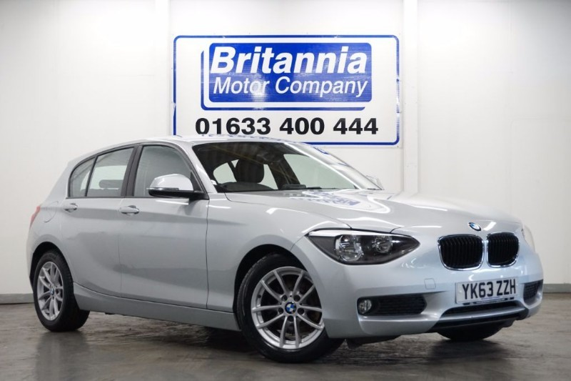 used BMW 116d DIESEL EFFICIENTDYNAMICS HIGH SPEC in newport-south-wales