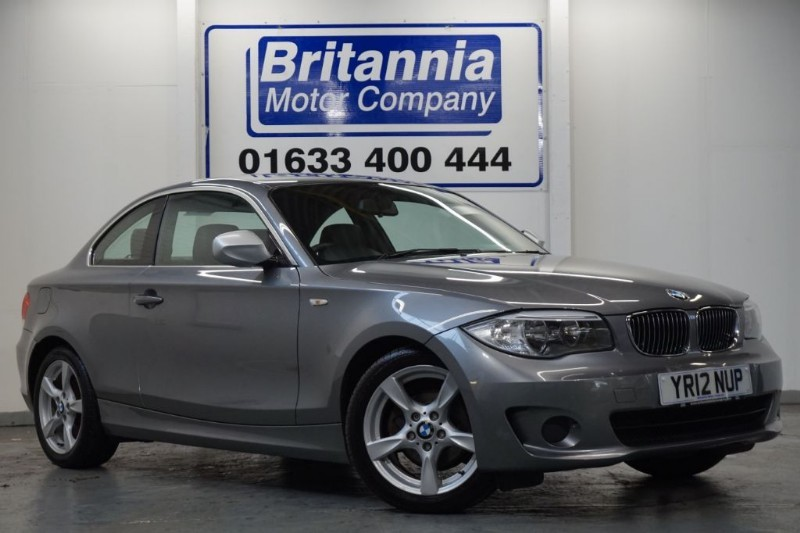 used BMW 118d DIESEL EXCLUSIVE SPECIAL EDITION in newport-south-wales