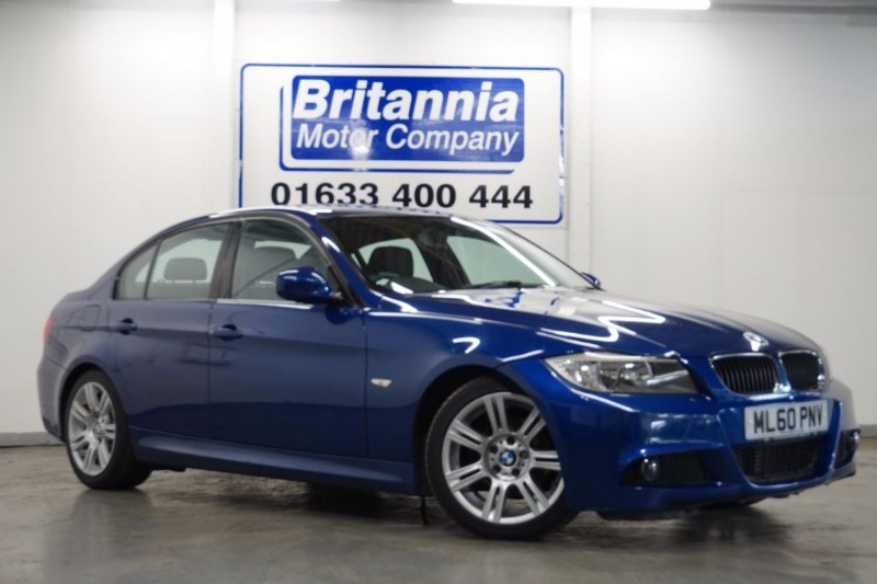 used BMW 318d DIESEL M SPORT in newport-south-wales