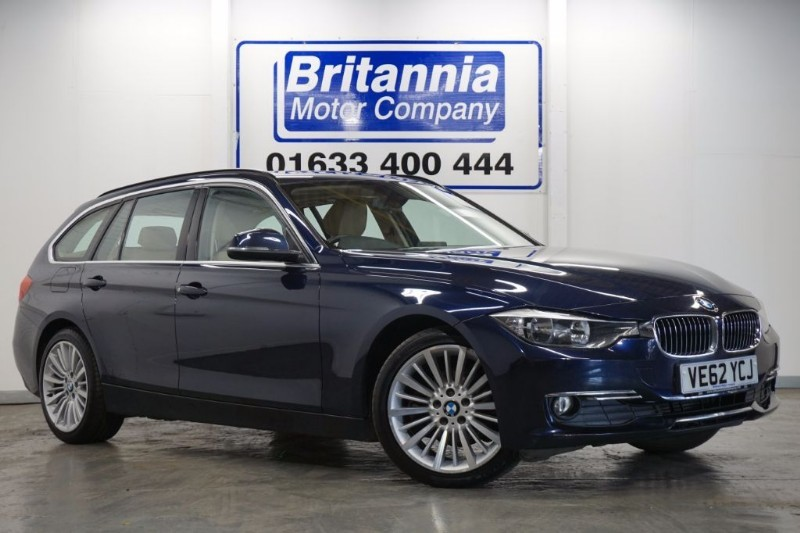 used BMW 320d DIESEL LUXURY TOURING in newport-south-wales