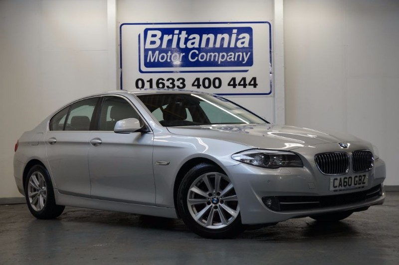 used BMW 520d DIESEL SE PROFESSIONAL MEDIA AUTOMATIC in newport-south-wales