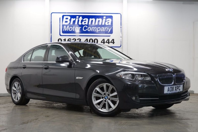 used BMW 520d DIESEL SE HIGH SPEC in newport-south-wales