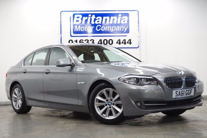 used BMW 520d DIESEL SE AUTOMATIC HIGH SPEC in newport-south-wales