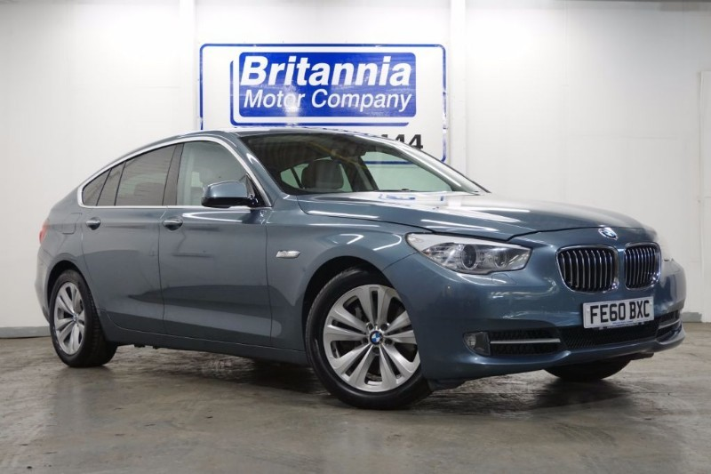 used BMW 530d DIESEL SE GRAN TURISMO HUGE SPEC ! in newport-south-wales