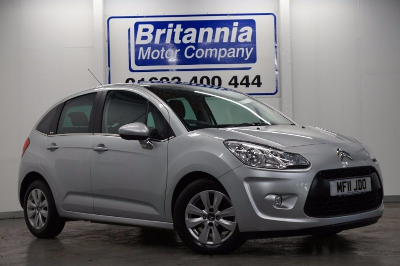 used Citroen C3 VTR PLUS 5 DOOR in newport-south-wales