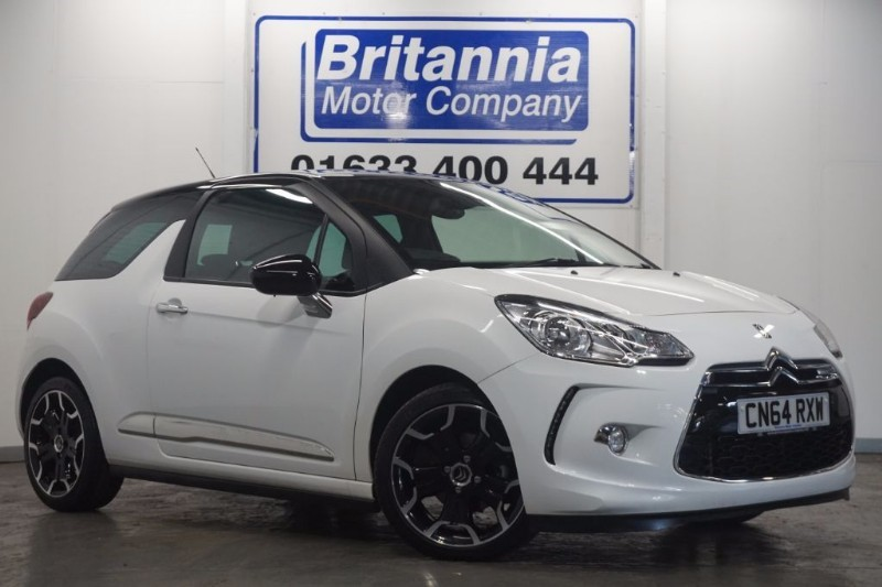 used Citroen DS3 DSTYLE PLUS in newport-south-wales