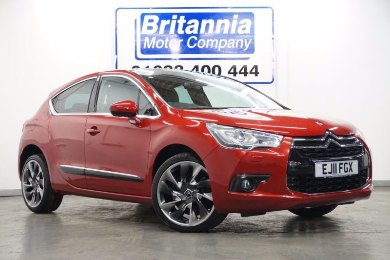 used Citroen DS4 HDI DIESEL DSPORT ULTIMATE HIGH SPEC ! in newport-south-wales