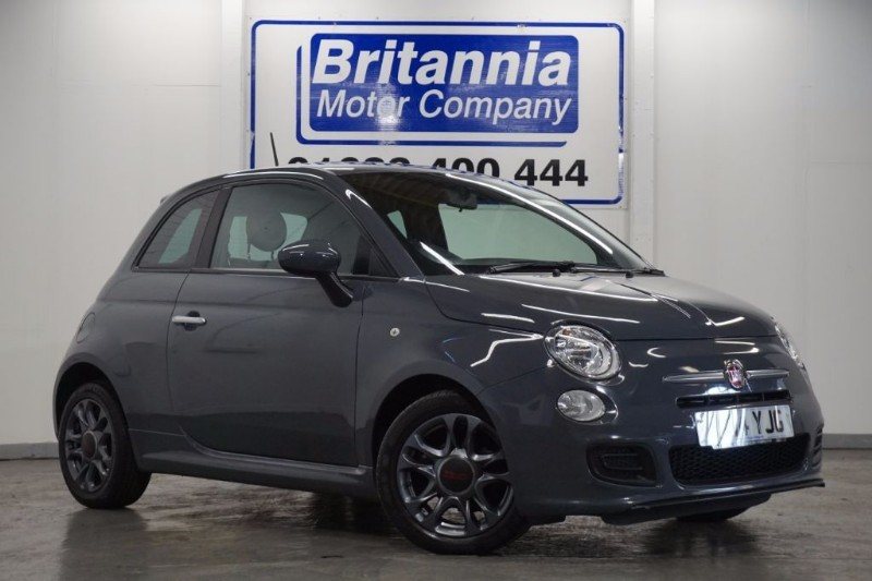 used Fiat 500 S SPORT HIGH SPEC  in newport-south-wales