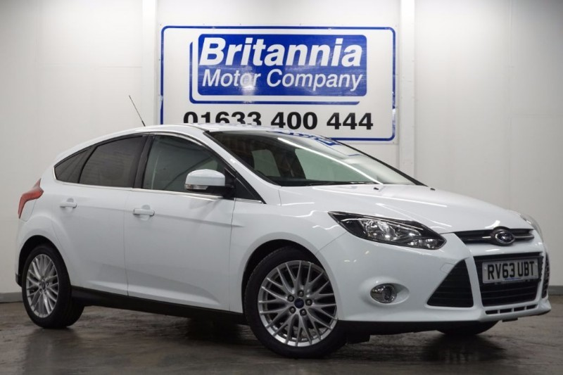 used Ford Focus TDCI DIESEL ZETEC APPEARANCE PACK  in newport-south-wales