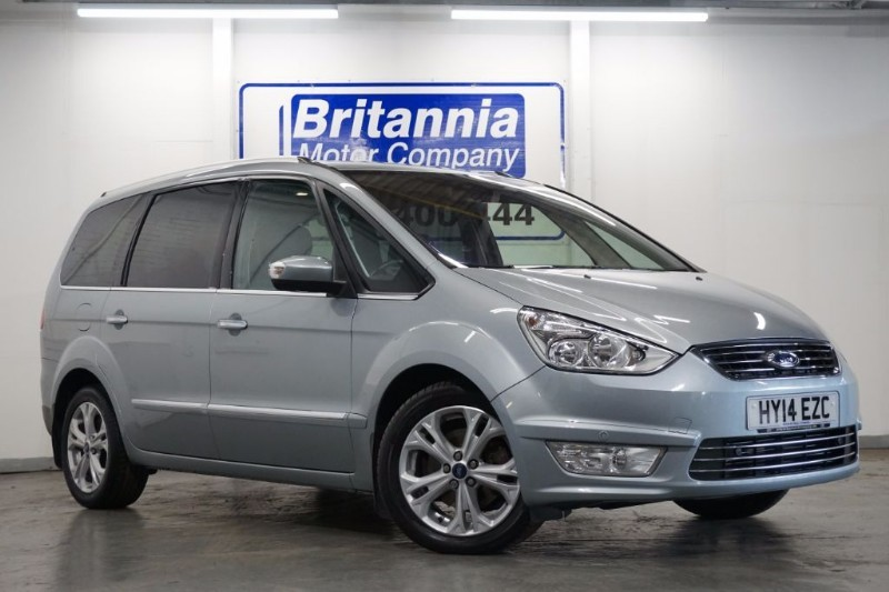 used Ford Galaxy TITANIUM TDCI in newport-south-wales
