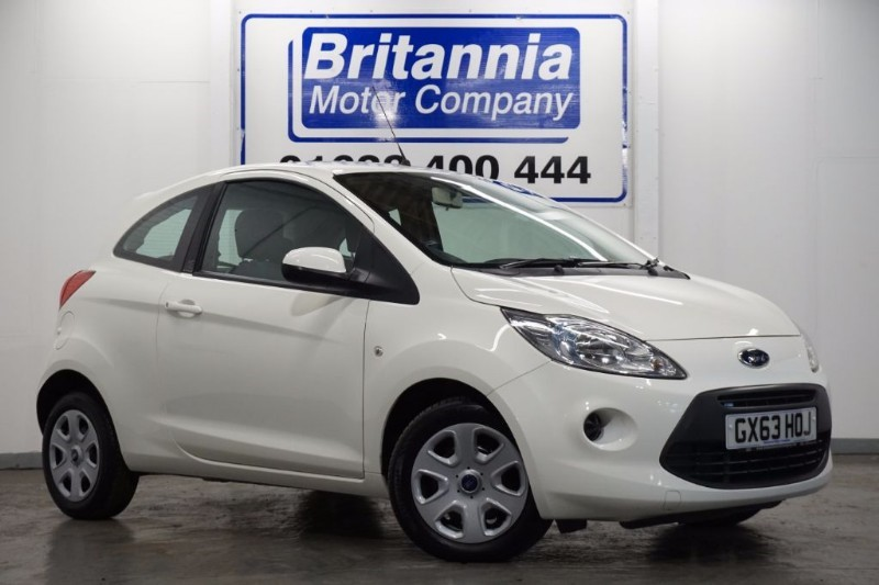 used Ford KA EDGE CLIMATE £30 TAX in newport-south-wales