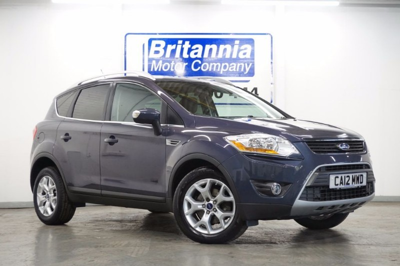 used Ford Kuga TDCI DIESEL ZETEC APPEARANCE PACK AWD in newport-south-wales