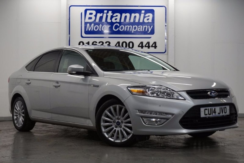 used Ford Mondeo TDCI DIESEL ZETEC BUSINESS EDITION NAV in newport-south-wales