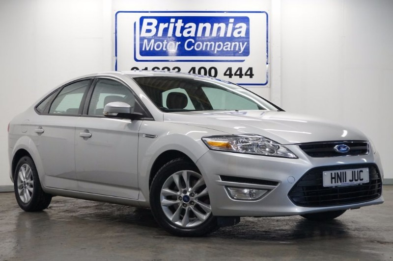 used Ford Mondeo TDCI DIESEL ZETEC CLIMATE in newport-south-wales