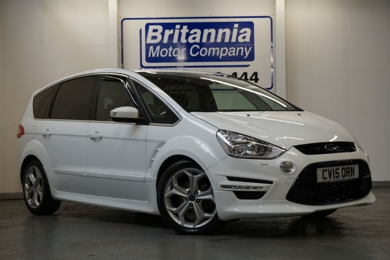 used Ford S-Max TDCI DIESEL TITANIUM X SPORT 7 SEATER in newport-south-wales
