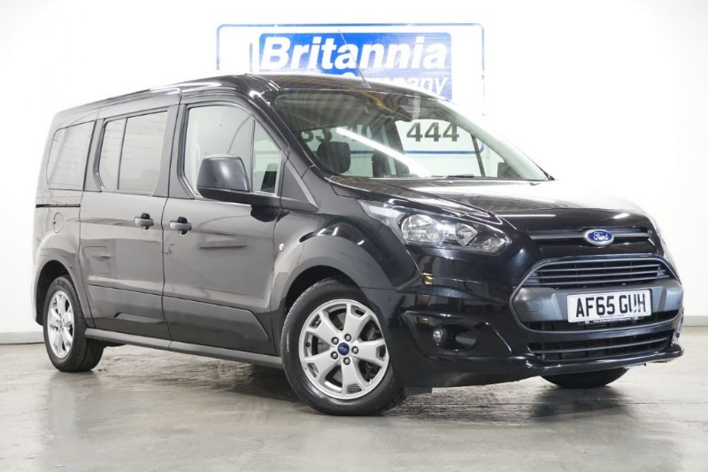 used Ford Tourneo Connect GRAND TDCI DIESEL ZETEC 7 SEATER in newport-south-wales