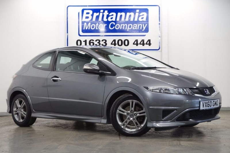 used Honda Civic I-VTEC TYPE S 3 DOOR in newport-south-wales