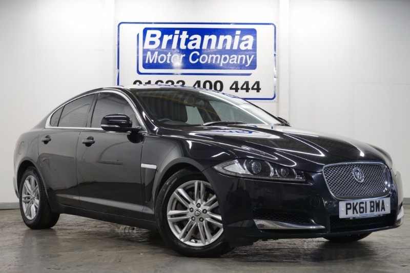 used Jaguar XF DIESEL LUXURY AUTOMATIC in newport-south-wales