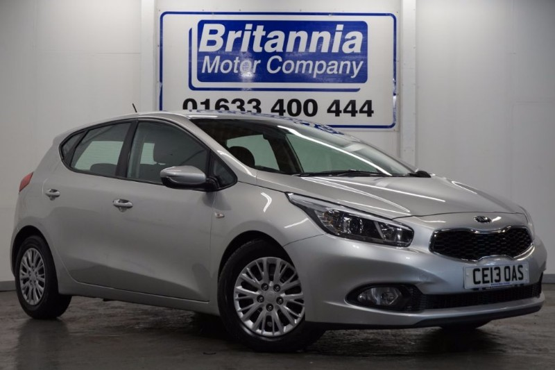used Kia Ceed 5 DOOR LOW MILEAGE in newport-south-wales