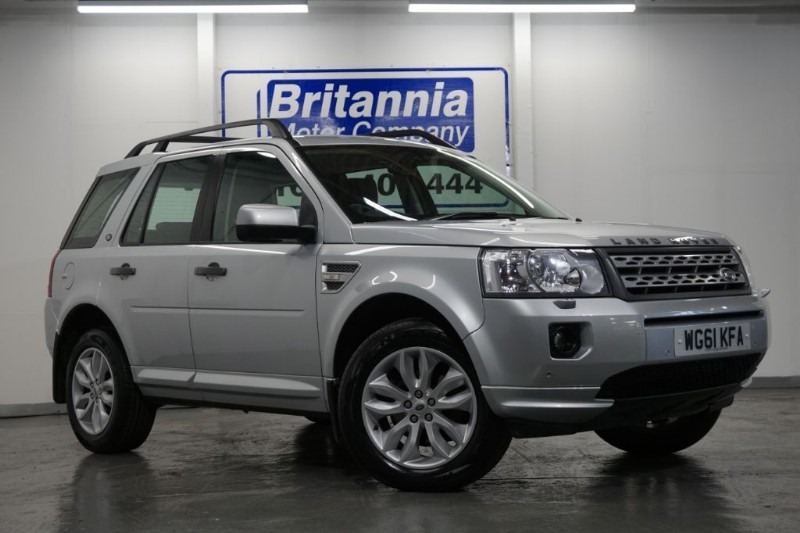used Land Rover Freelander SD4 DIESEL XS AUTOMATIC HIGH SPEC in newport-south-wales