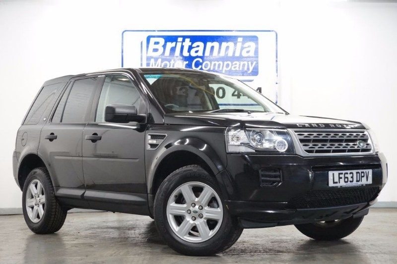 used Land Rover Freelander SD4 DIESEL GS AUTOMATIC 4X4 in newport-south-wales