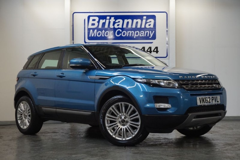 used Land Rover Range Rover Evoque TD4 DIESEL PURE TECH HUGE SPEC ! in newport-south-wales