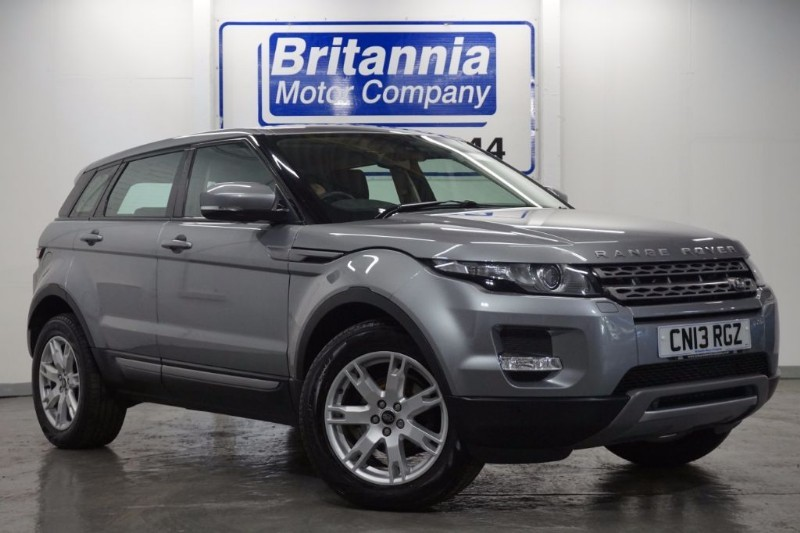used Land Rover Range Rover Evoque SD4 DIESEL PURE TECH in newport-south-wales