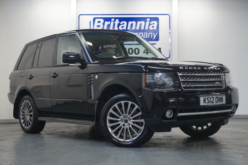 used Land Rover Range Rover TDV8 DIESEL WESTMINSTER SPECIAL EDITION in newport-south-wales