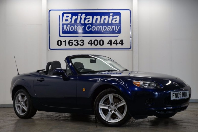 used Mazda MX-5 I ROADSTER HARD TOP CONVERTIBLE in newport-south-wales
