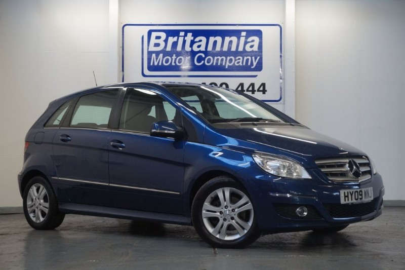 used Mercedes B180 CDI DIESEL CDI SE AUTOMATIC in newport-south-wales