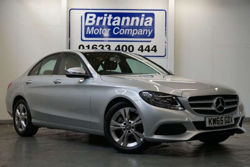 used Mercedes C200 SE NEW MODEL in newport-south-wales