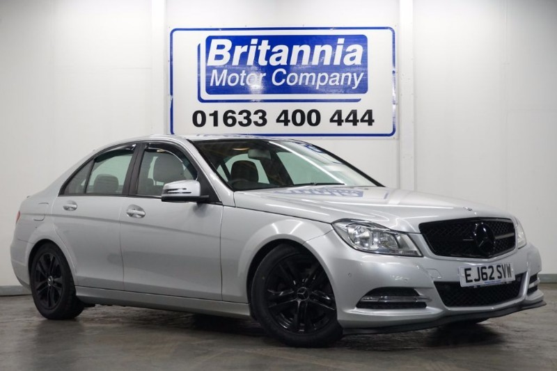 used Mercedes C220 CDI DIESEL BLUEEFFICIENCY EXECUTIVE SE in newport-south-wales