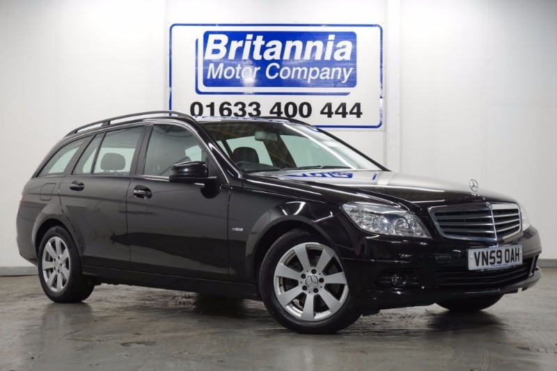 used Mercedes C250 CDI DIESEL BLUEEFFICIENCY AUTOMATIC in newport-south-wales