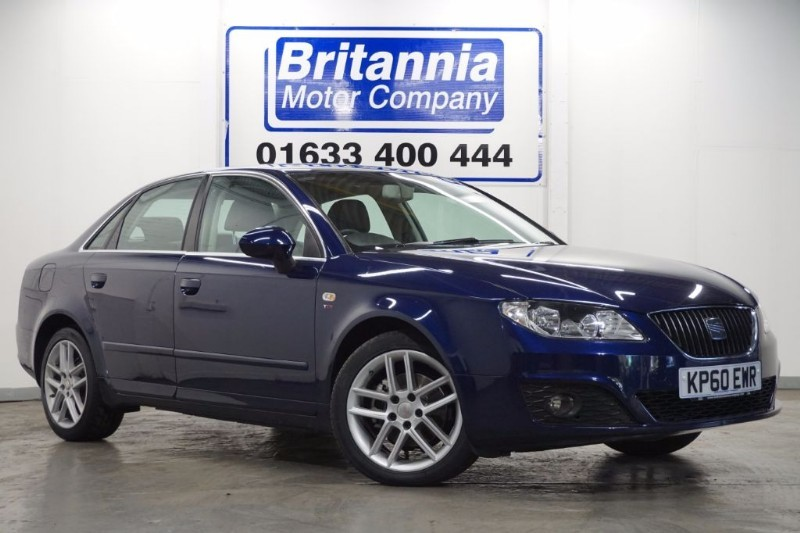 used SEAT Exeo CR TDI DIESEL SE TECH HIGH SPEC in newport-south-wales