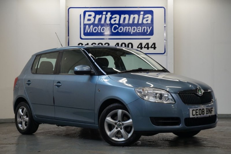 Car of the week - Skoda Fabia LEVEL 2 16V AUTOMATIC - Only £3,990