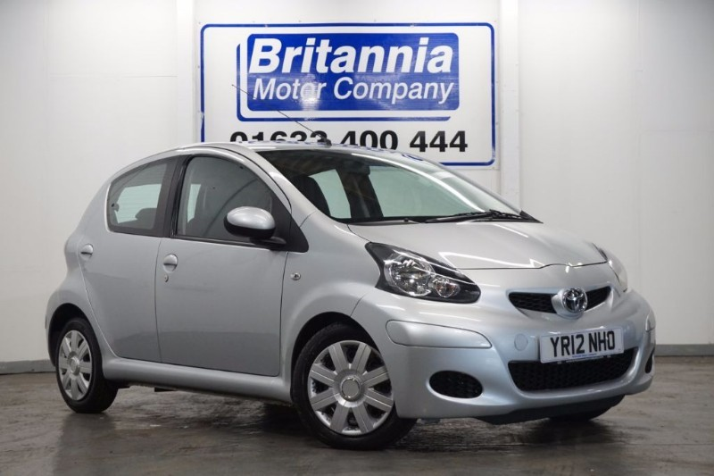 used Toyota Aygo VVT-I ICE 5 DOOR in newport-south-wales