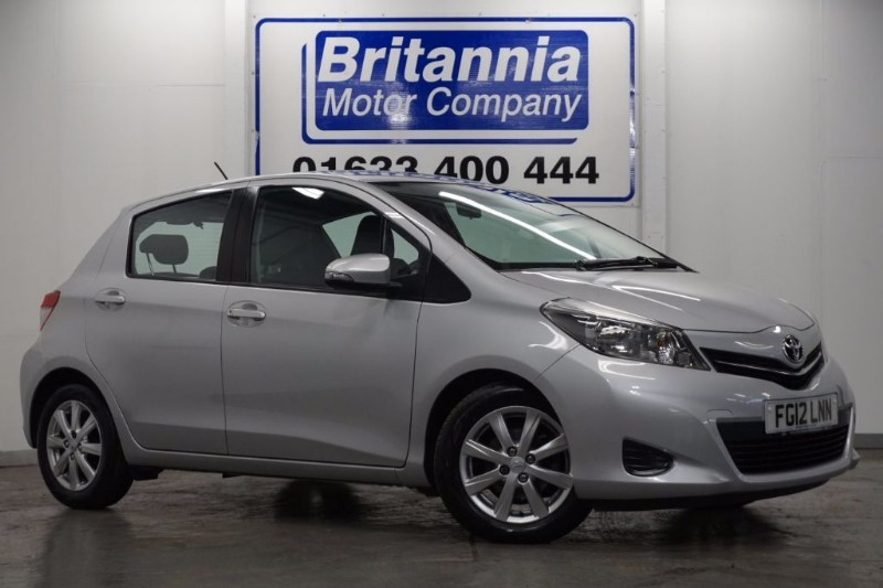 used Toyota Yaris VVT-I TR 5 DOOR in newport-south-wales