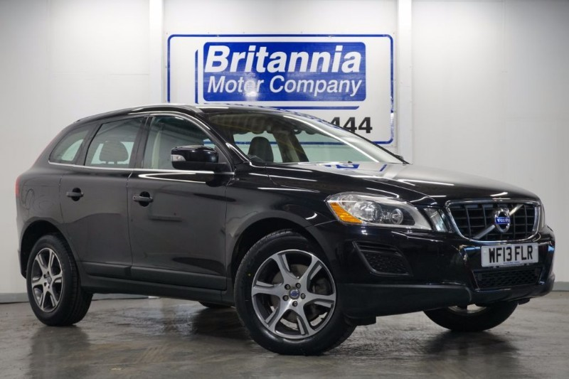 used Volvo XC60 DIESEL D3 SE LUX AUTOMATIC in newport-south-wales