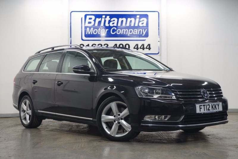 used VW Passat DIESEL TDI SE BLUEMOTION TECHNOLOGY in newport-south-wales