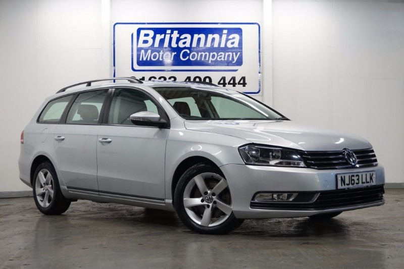used VW Passat TDI DIESEL BLUEMOTION TECHNOLOGY in newport-south-wales