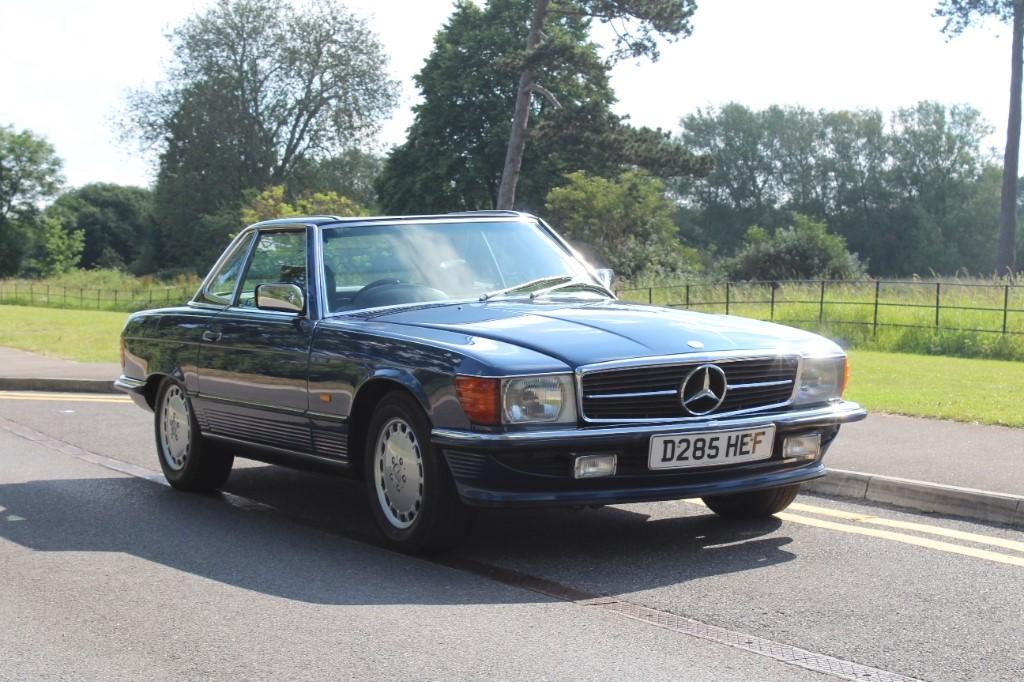 Mercedes SL300
