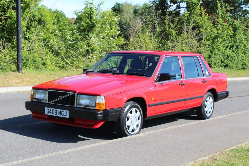 Volvo Unlisted