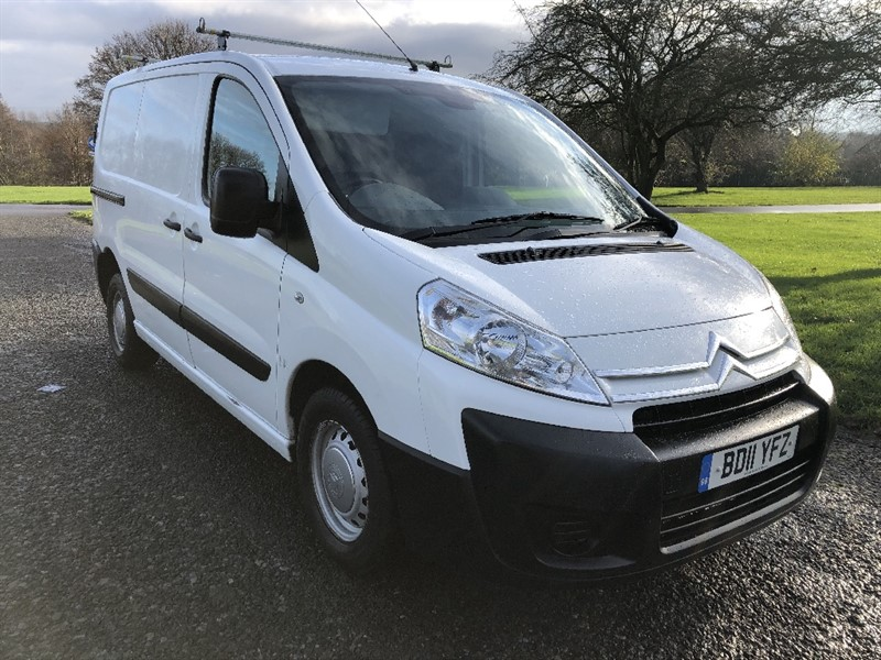 used Citroen Dispatch 1000 L1H1 1.6Hdi 90 NO VAT TO PAY in walsall