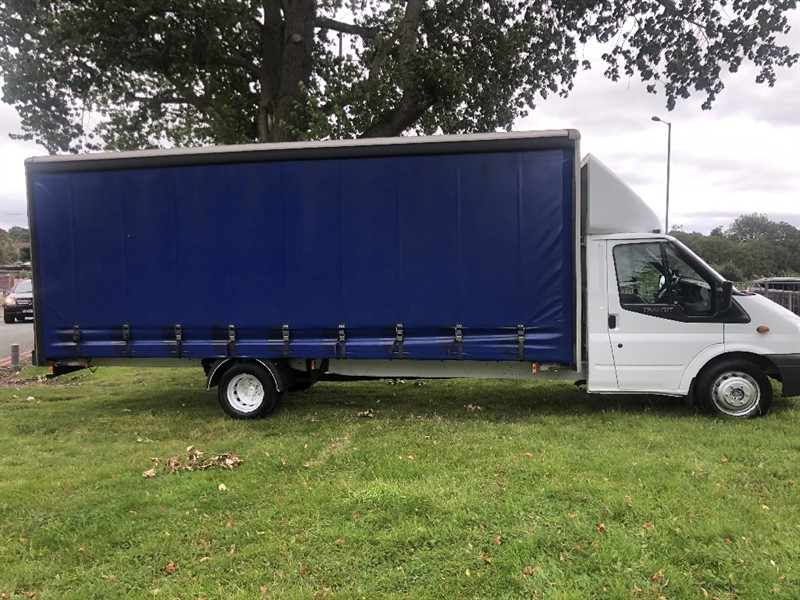 used Ford Transit 350 3.5T **Extra Long 20ft** Curtainside, Nearly New Body in walsall