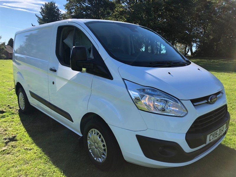 used Ford Transit Custom 290 Trend SWB Van, Excellent Drive, Great Value in walsall