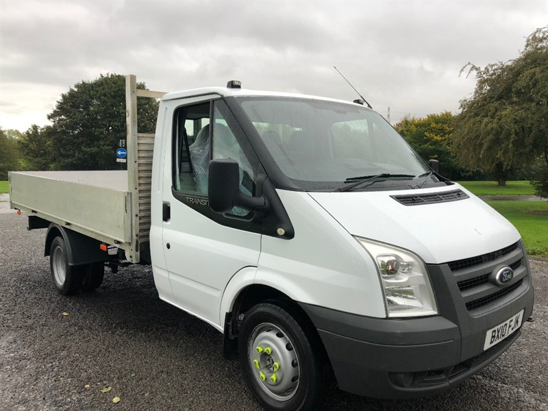 used Ford Transit 350 MWB 12FT Dropside, Lovely Condition in walsall