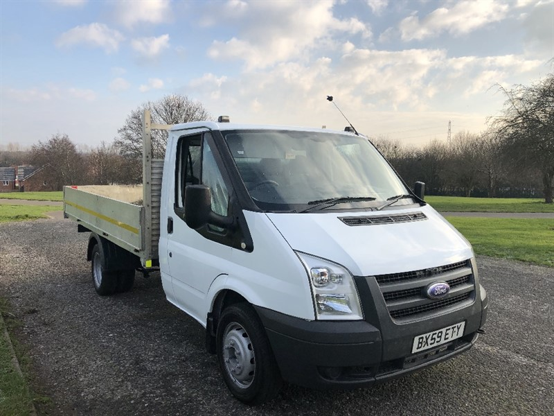 used Ford Transit 350 3.5T 13ft Dropside, Very Clean in walsall