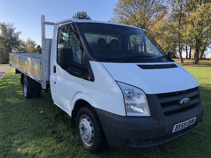 used Ford Transit 350 3.5T 13ft Dropside, 1 Owner, Very Clean in walsall