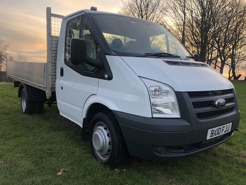 used Ford Transit 350 3.5T 12FT DROPSIDE in walsall
