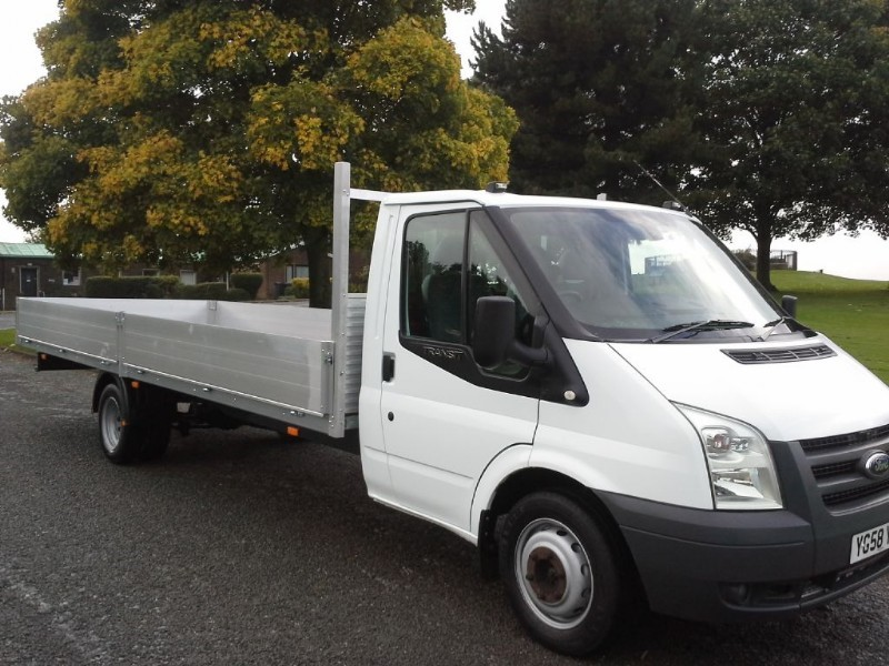 used Ford Transit 350 140ps 19ft 6ins Dropside in walsall